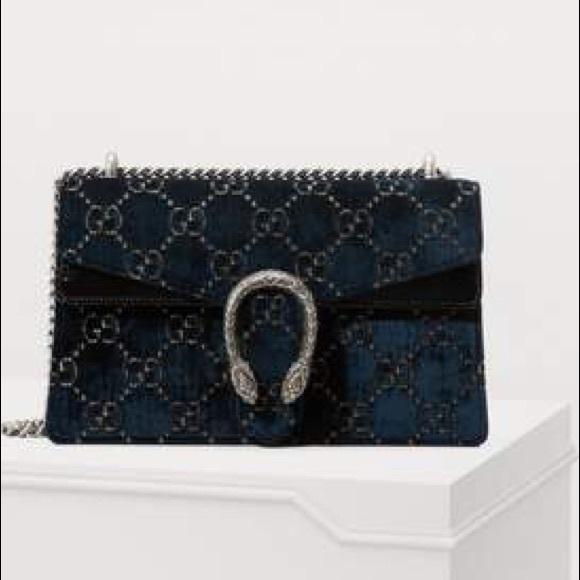 d4d3b21c34db Gucci Dionysus handbag (navy)